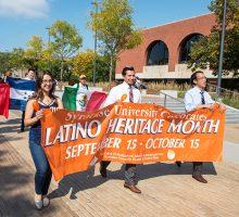 Latino Hispanic Heritage Month Parade and Reception from Syracuse University