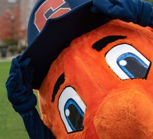 Otto the Orange from Syracuse University