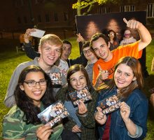 Orange After Dark Student Event from Syracuse University