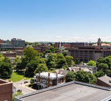 Syracuse University Campus Residence Halls