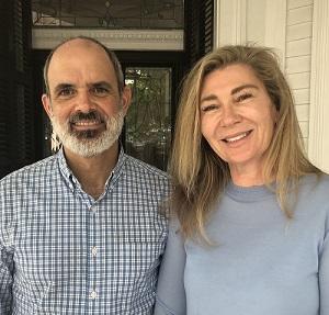 David and Alicia Bendana