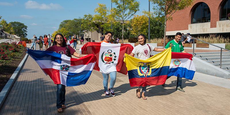 Latinx Hispanic Heritage Month from Syracuse University