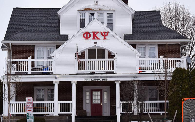 Phi Kappa Psi Building Exterior