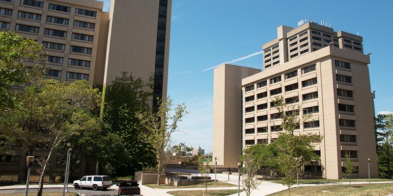 Brewster Hall from Syracuse University