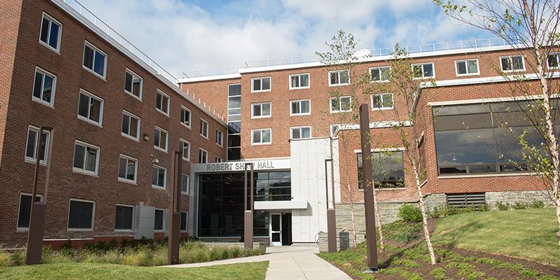 Shaw Hall from Syracuse University