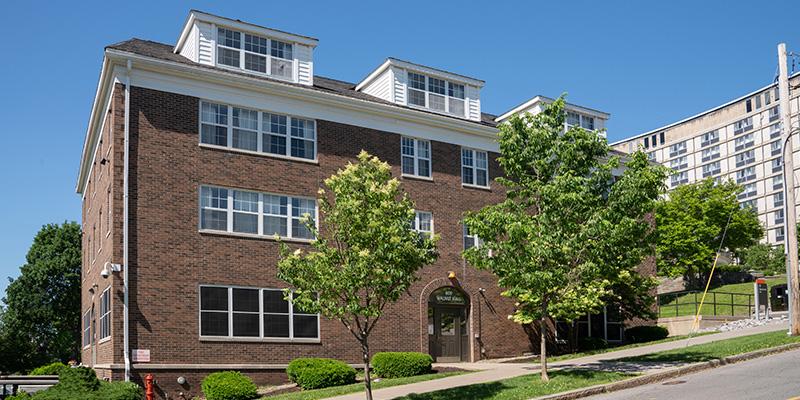 Walnut Hall from Syracuse University