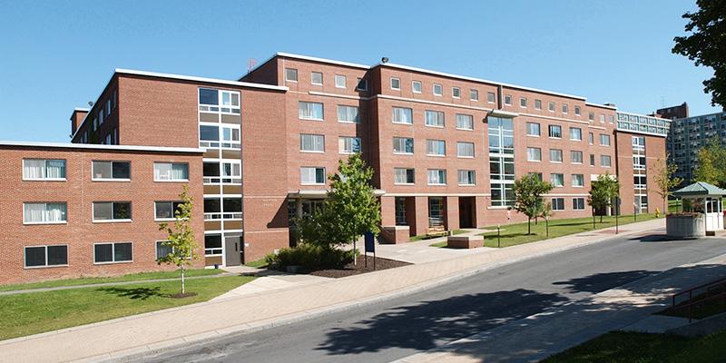 Watson Hall from Syracuse University
